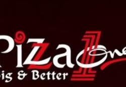 Pizza one Logo