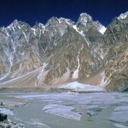 Passu Glacier Hunza 1