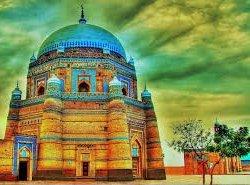 Tomb Shah Rukne Alam 4