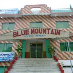 Blue Mountain Hotel Front View