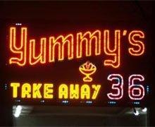 Yummy 36 Logo