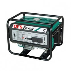 OES Power P2600E 2.3 KW Gasoline and Petrol Generatoroes-power-generator-p2600e-2-3-kw_33489.jpg