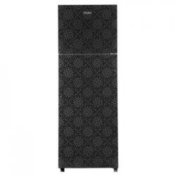 HRF 355 GD Black Top-Freezer Direct cooling