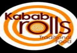 Kabab Rolls Logo