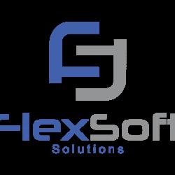 FlexSoft Solutions Logo
