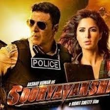 Sooryavanshi -Released Date, Actors name, Review
