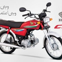 Honda CD 70 Euro 2 2018 - Red Color