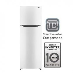 LG GN-B262SQCL Top Freezer Double Door