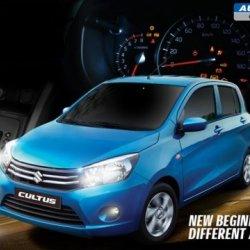 Suzuki Cultus VXL Auto Gear Shift
