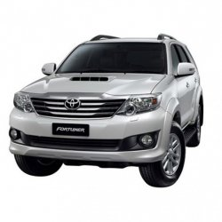 Toyota Fortuner overview