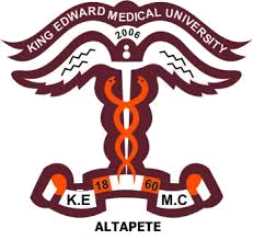 King Edward Medical University logo