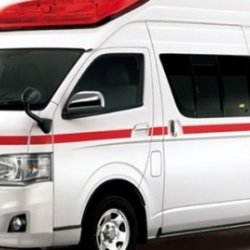 Toyota HiAce 3.0 Ambulance Std.Roof AC