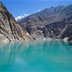 Attabad lake Hunza 1