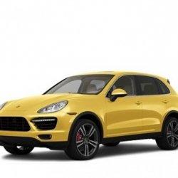 Porsche Cayenne Cayenne Over view