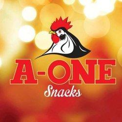 A-One Snacks Logo