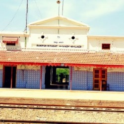 Ranipur Riyasat Railway Station - Complete Information