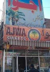 Ajwa Sweets