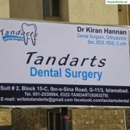 Tandarts Dental Surgery logo