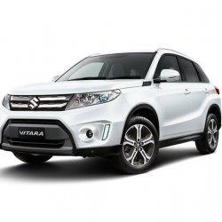 Suzuki Vitara 2017 - Exterior Front View