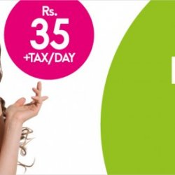 zong Daily Data Max