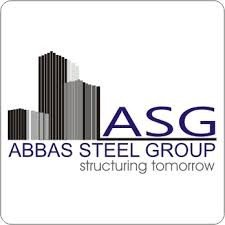 ABBAS STEEL GROUP Logo
