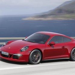 Porsche 911 Carrera 4 GTS 2017 2