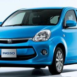 Toyota Passo 2017 - Price, Reviews, Specs