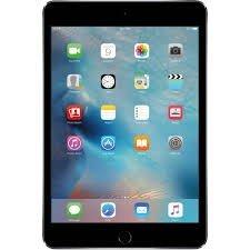 Apple iPad Mini 4 Closeup