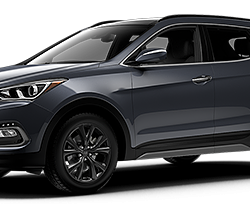 Hyundai Santa FE 2018 - Price in Pakistan