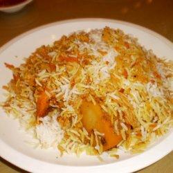 Karachi Chicken Biryani 1