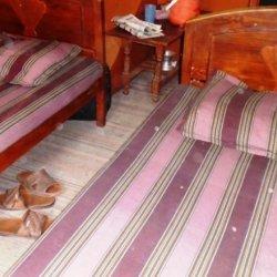 Kashmir Marhaba Hotel Double Bedroom