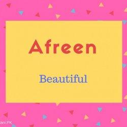 Afreen name meaning Beautiful.jpg