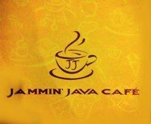 Jammin Java Pizza Logo