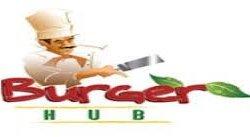 Burger Hub Logo