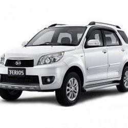 Daihatsu Terios 1.5 4WD Overview