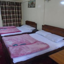 Hotel Islamabad Double Bedroom