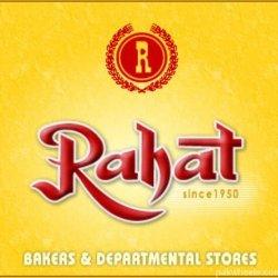 Rahat Bakery Logo