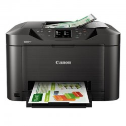 Cannon MB5070 maxify commercial Inkjet Printer - Complete Specifications