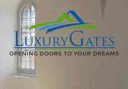 LUXURY GATES Logo
