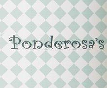 Ponderosas Logo