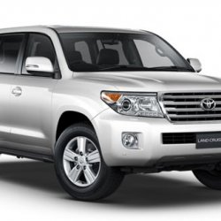 Toyota Land Cruiser SW VX