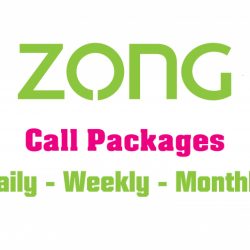 Zong Unlimited Offer