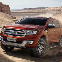 Ford Endeavour - Car Price