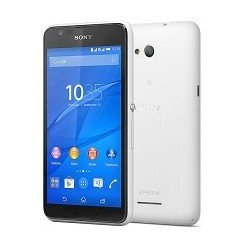 Sony Xperia E4 - Front Screen Photo