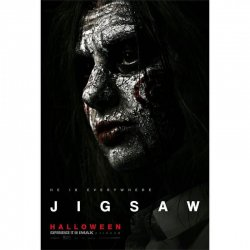 Jigsaw - Cast and Crew
