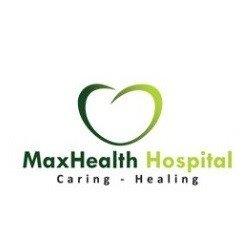 Max Health Hospital - Logo