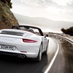 Porsche 911 Carrera S Cabriolet Model view