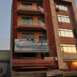 Jhelum View Guest House Building
