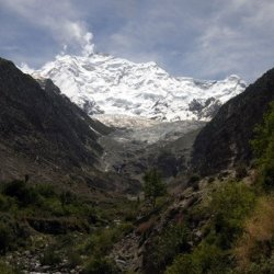 Rakaposhi View Point Hunza