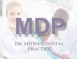 Dr. Mitha's Dental Practice logo